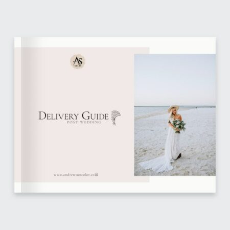 Post Wedding Delivery Guide For Photographers
