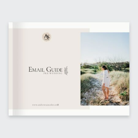 Pre Wedding Email Guide For Photographers
