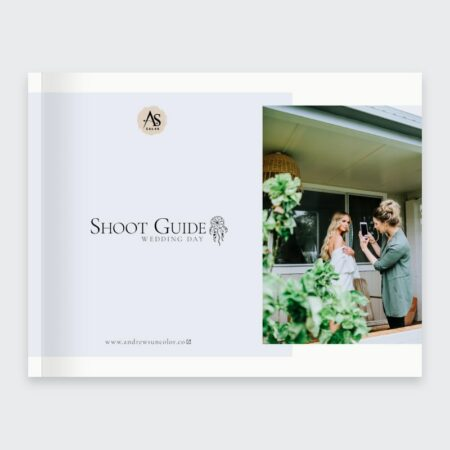 Wedding Day Shoot Guide For Photographers